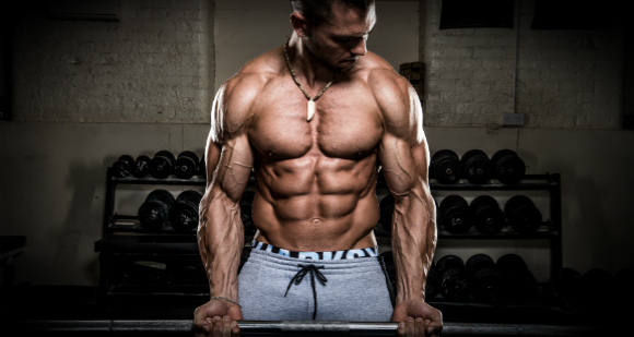 lean muscle mass
